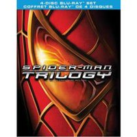 Spider-Man (2002) / Spider-Man 2 (2004) / Spider-Man 3 (2007) (4-Disc) (Blu-ray + Digital HD) (Bilingual)