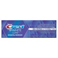Crest 3D White Luxe Teeth Whitening Mint Toothpaste