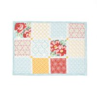 The Pioneer Woman Patchwork Quilted Reversible Placemat