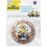 Wilton Baking Cups - Minions 50 count