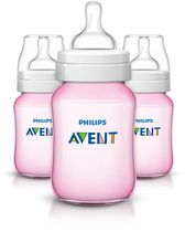 PHILIPS Avent Classic+ Baby bottle3 Bottles, 9oz/260ml