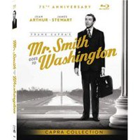 Mr. Smith Au Sénat (75e Anniversaire) (Capra Collection) (Blu-ray + Format Numérique) (Bilingue)