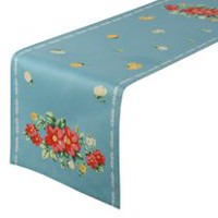 Napperon reversible Vintage par The Pioneer Woman à motif florale