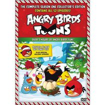 Angry Birds Toons: The Complete Season One Collector's Edition (With Bonus Disc)