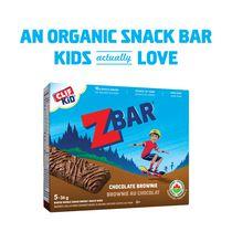 Clif Kid Zbar Chocolate Brownie Organic Energy Bar
