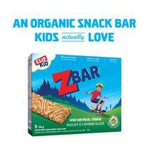 Clif Kid Zbar Iced Oatmeal Cookie Organic Energy Bar