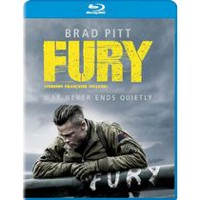 Fury (2014) (Blu-ray + Digital HD) (Bilingual)