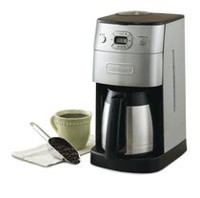 Cuisinart 10 Cup Grind and Brew Coffeemaker