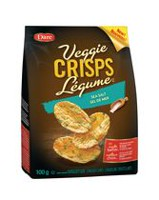 Dare Veggie Crisps Sea Salt Crackers Chips