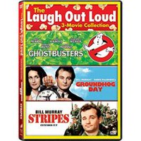 The Laugh Out Loud 3-Movie Collection: Ghostbusters / Groundhog Day / Stripes