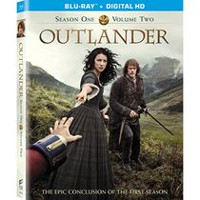 Outlander (2015): Season One, Volume Two (Blu-ray + Digital HD)