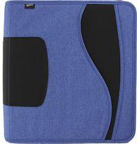 "Hilroy Front Pocket 1.5"" Zipper Binder"