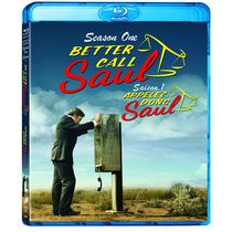Better Call Saul: Season One (Blu-ray + Digital HD) (Bilingual)