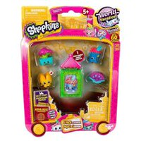 Shopkins Season 8 - 5 Pack Asia