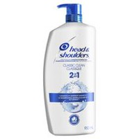 Shampooing et revitalisant antipelliculaire 2 en 1 Head and Shoulders Classique