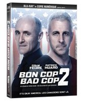 Bon Cop Bad Cop 2 (Blu-ray + Digital Copy)