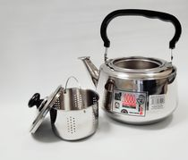 Sunwealth 4 L Stainless Steel Kettle