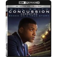 Concussion (4K Ultra HD + Blu-ray + Digital HD)