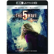 The 5th Wave (4K Ultra HD + Blu-ray + Digital HD) (Bilingual)