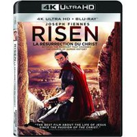 Risen (4K Ultra HD + Blu-ray + Digital Copy) (Bilingual)