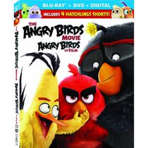 The Angry Birds Movie (2016) (Blu-ray + DVD + Digital HD) (Bilingual)