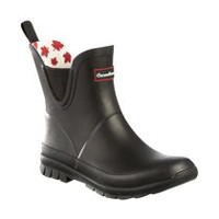 Canadiana Women's Rubber Boots 8