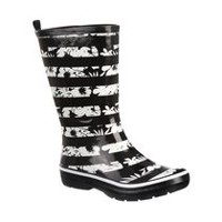 Weather Spirits Women's Rubber Boots 8