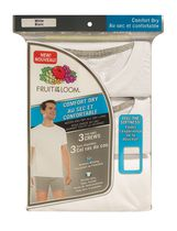 Fruit of the Loom Men's A-Shirts - Pack of 3 M