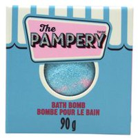 Bombe de bain effervescente The Pampery