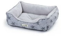 TrustyPup SnoozeCouch Star Spangled Pet Bed
