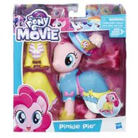My Little Pony - Pinkie Pie avec tenues amovibles