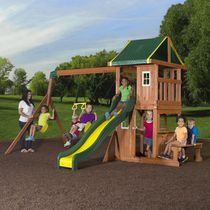 Backyard Discovery Oakmont Swing Set