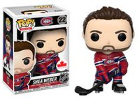 Funko Pop! Sports: NHL - Montreal Canadiens Shea Weber
