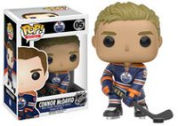 Funko Pop! Sports: NHL - Edmonton Oilers Connor McDavid