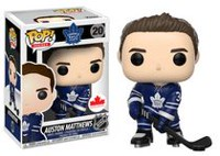 Funko Pop! Sports: NHL - Toronto Maple Leafs Auston Matthews