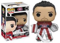 Funko Pop! Sports: NHL - Montreal Canadiens Carey Price