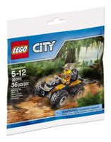 LEGO Recruitment Bags Boys - Jungle ATV (30355)