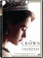 The Crown: The Complete First Season (Bilingual)