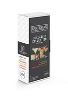 Bartesian 55350 The Classic Collection Cocktail Mixer, Variety Pack of 6 Cocktail Capsules