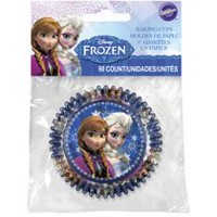 Wilton Baking Cups - Frozen 50 count