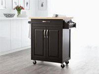 Bar carts kitchen carts at walmart canada for Tabouret canadian tire