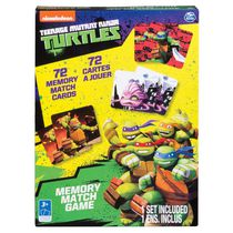 Cardinal Games Teenage Mutant Ninja Turtles Memory Match Game