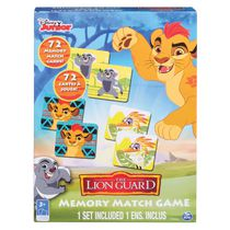 Cardinal Games - Disney Junior - The Lion Guard Memory Match Game