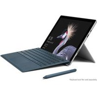 "Microsoft Surface Pro 12.3"" 128GB Multi-Touch Tablet Silver"