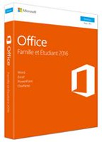 Microsoft Office Home & Student 2016, French