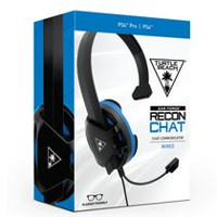 TURTLE BEACH® RECON CHAT Headset for PS4™ Pro, PS4™
