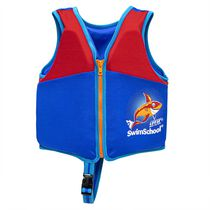 SwimSchool Swim Trainer Gilet Imprimé Requin, Sm / Med
