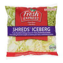 Fresh Express Shreds!