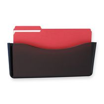 Rubbermaid® Unbreakable Legal-Size Wall File, Smoke