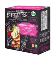 Organic Slammers Awesome Fruit, Vegetable and Grain Snack
